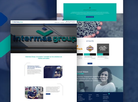 site web intermas group