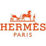 logo hermes orange