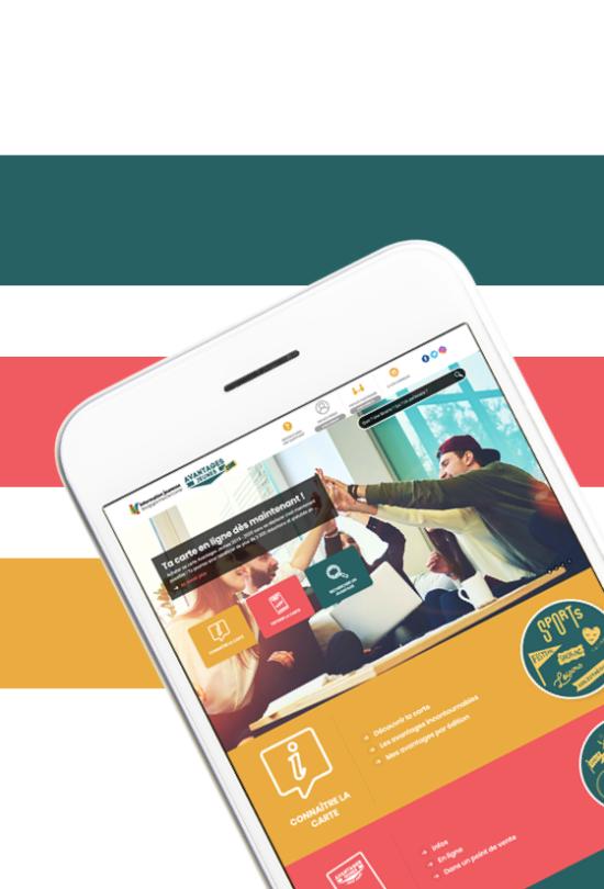 site web avantages jeunes