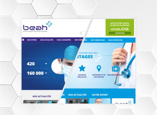 site internet BEAH