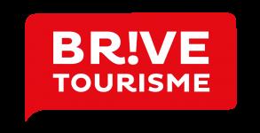 logo ville Brive rouge