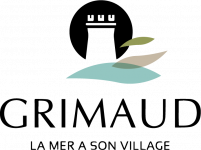 logo ville grimaud couleur