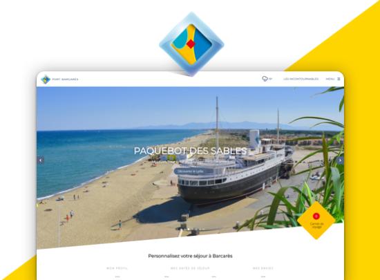 page d accueil port barcares