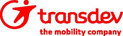 logo transdev rouge