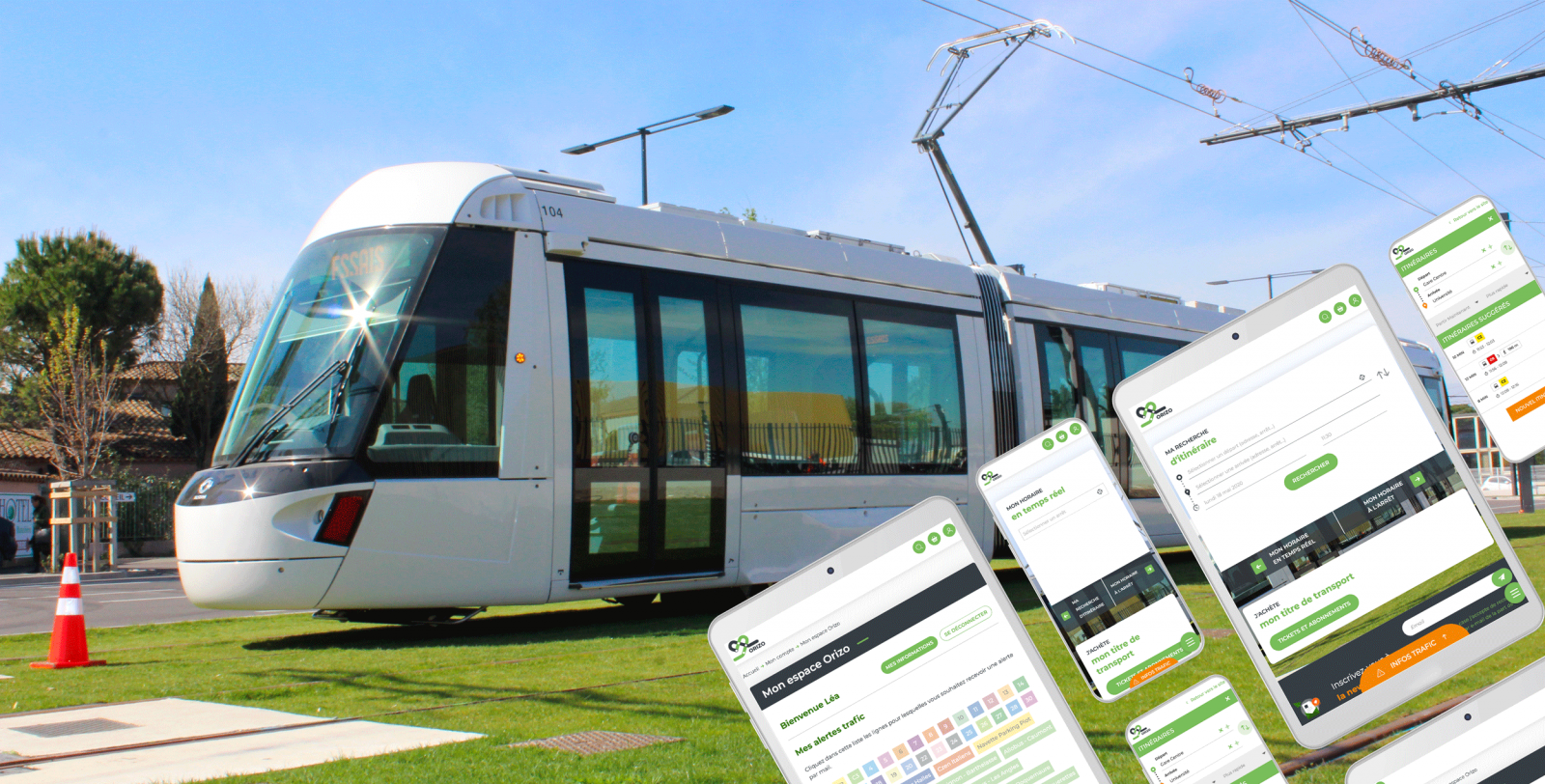 tramway Orizo Koredge