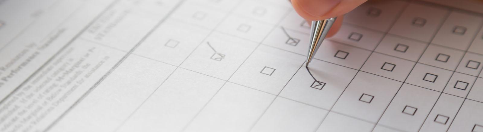 checklist recettage site web