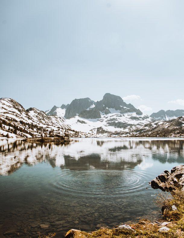 montagne et lac tourisme