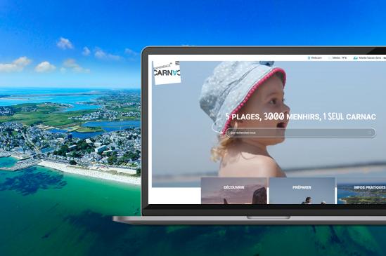 site web tourisme carnac