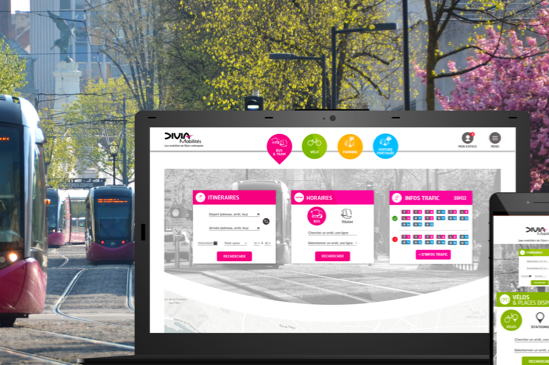 site web transport dijon